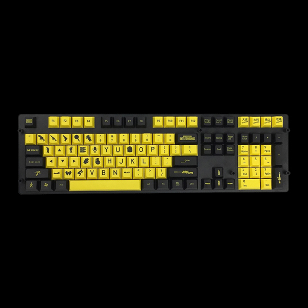 Набор сменных кнопок PUBG Edition (108 keys) купить