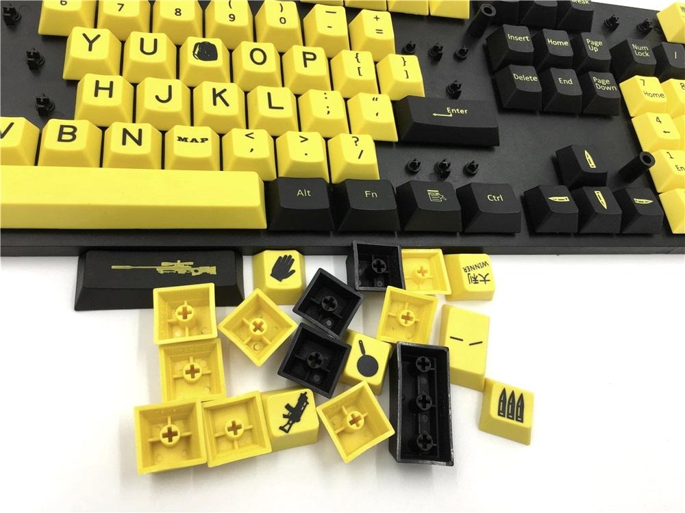 горка клавиш