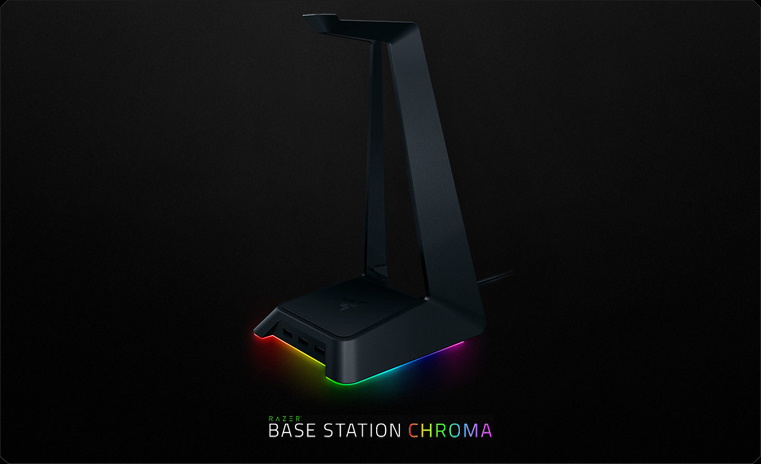 Razer Headphone Stand Chroma (RC21-01190100-R3M1)