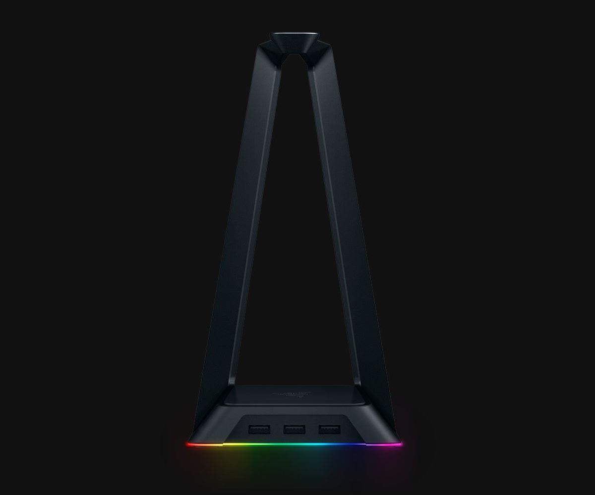 Razer Headphone Stand Chroma ракурс 2
