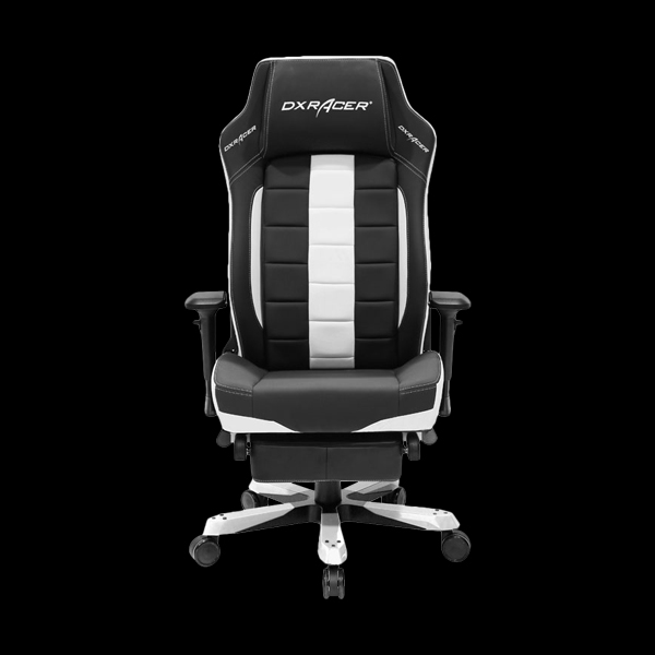 DXRacer Classic OH/CA120/NW Black/White купить