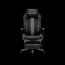 DXRacer Classic OH/CT120/NG Black/Grey