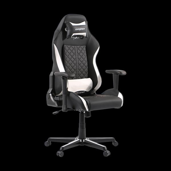 DXRacer Drifting OH/DH73/NW Black/White купить