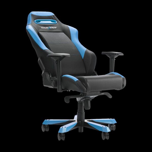 DXRacer Iron OH/IS11/NB Black/Blue цена
