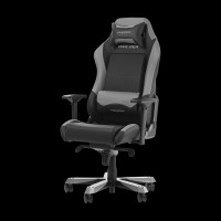 DXRacer Iron OH/IS11/NG Black/Grey