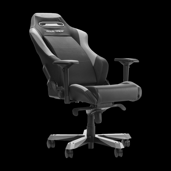 DXRacer Iron OH/IS11/NG Black/Grey цена