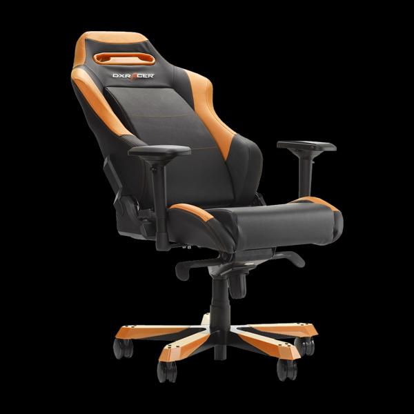 DXRacer Iron OH/IS11/NO Black/Orange цена