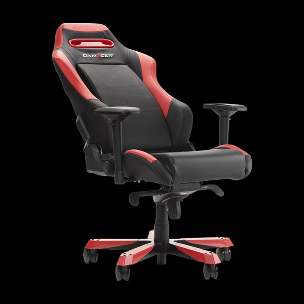 DXRacer Iron OH/IS11/NR Black/Red цена