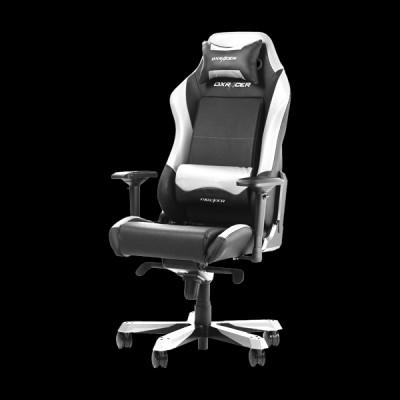 DXRacer Iron OH/IS11/NW Black/White