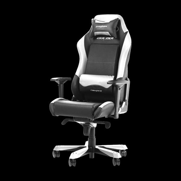 DXRacer Iron OH/IS11/NW Black/White купить