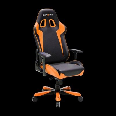 DXRacer King OH/KS00/NO Black/Orange купить
