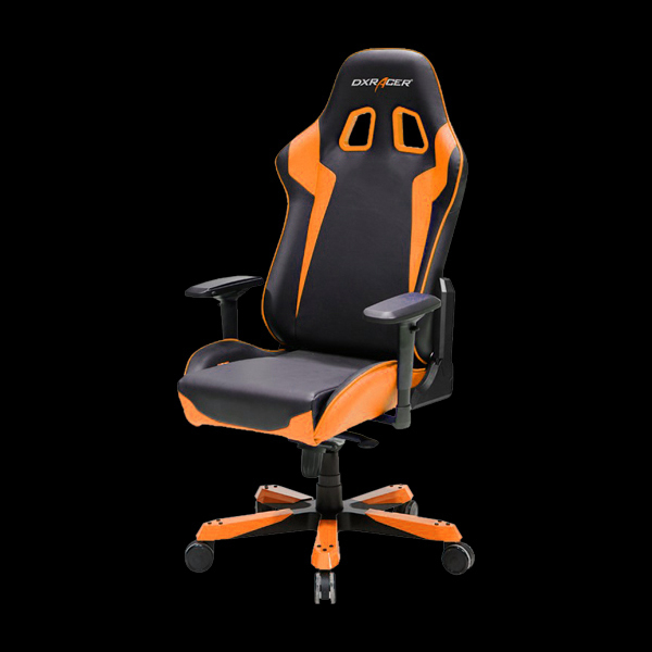 DXRacer King OH/KS00/NO Black/Orange цена