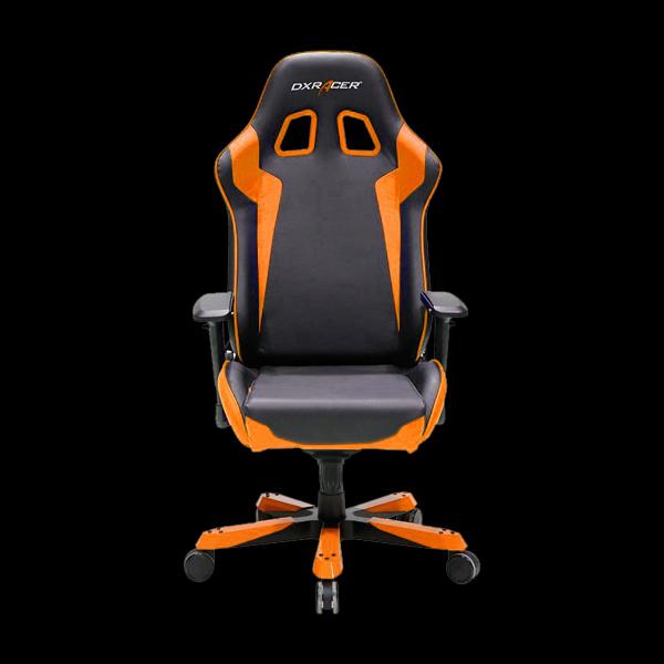 DXRacer King OH/KS00/NO Black/Orange фото