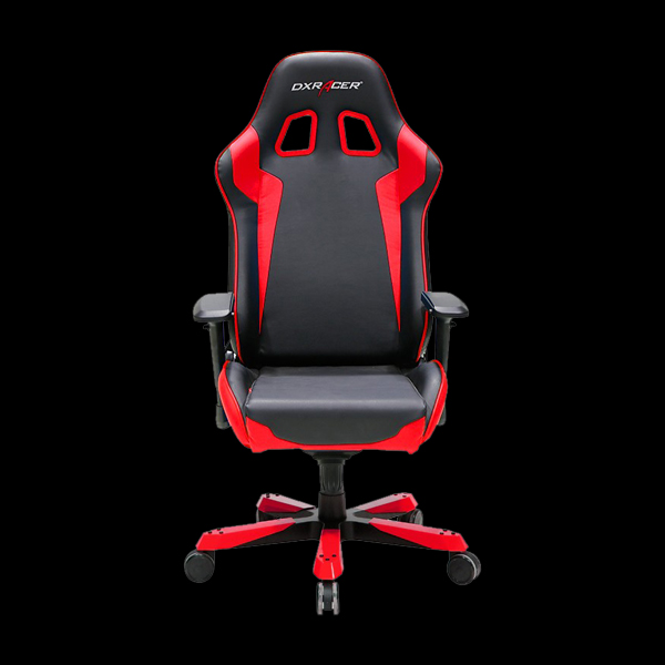 DXRacer King OH/KS00/NR Black/Red фото