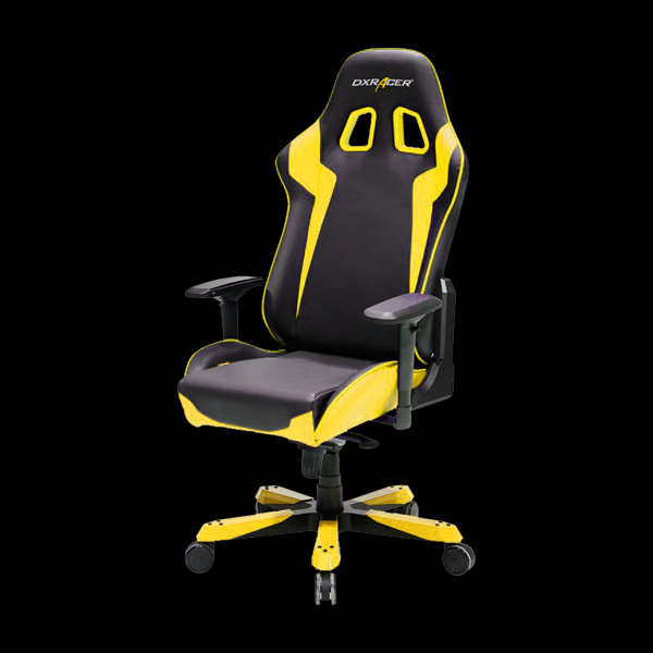 DXRacer King OH/KS00/NY Black/Yellow цена