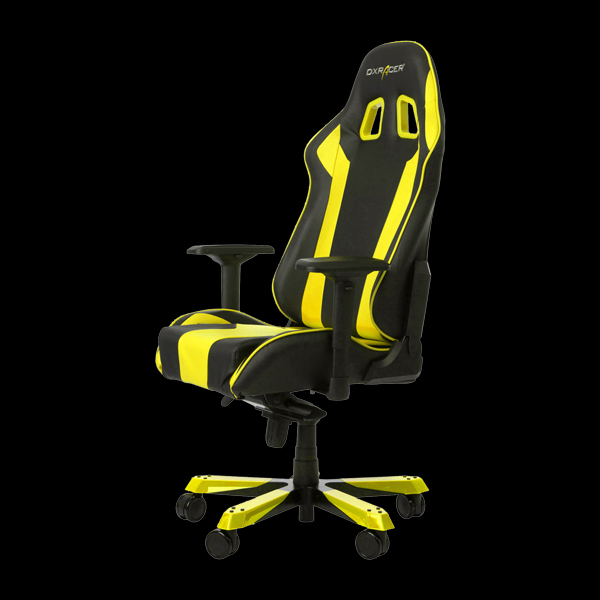 DXRacer King OH/KS06/NY Black/Yellow купить