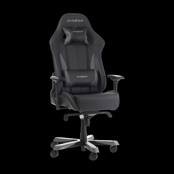 DXRacer King OH/KS57/NG Black/Grey купить