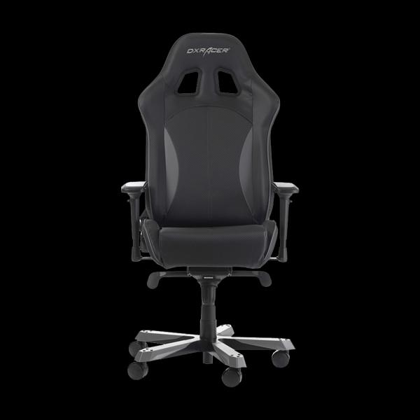 DXRacer King OH/KS57/NG Black/Grey цена