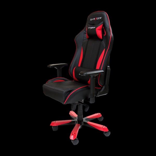 DXRacer King OH/KS57/NR Black/Red купить