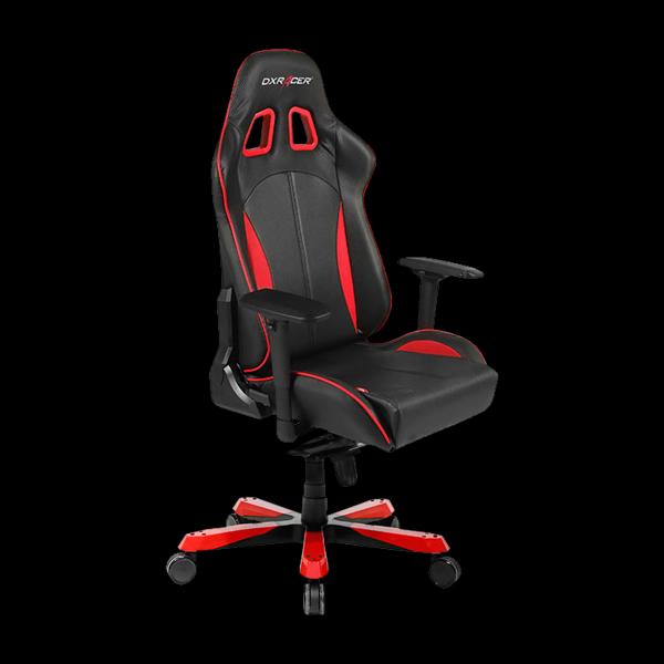 DXRacer King OH/KS57/NR Black/Red цена
