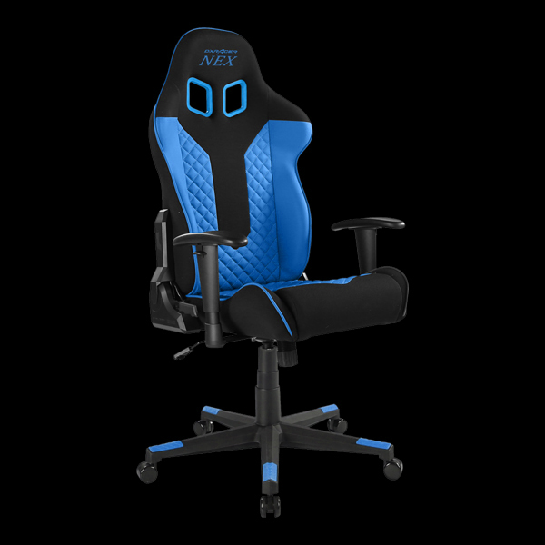 DXRacer Nex EC-O01-NB-K1-258 Black/Blue купить
