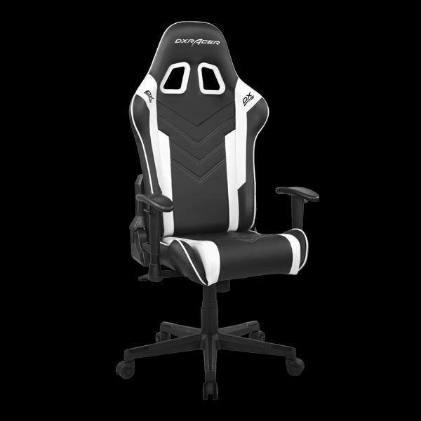 DXRacer P Series GC-P132-NW-F2-NVF Black/White купить
