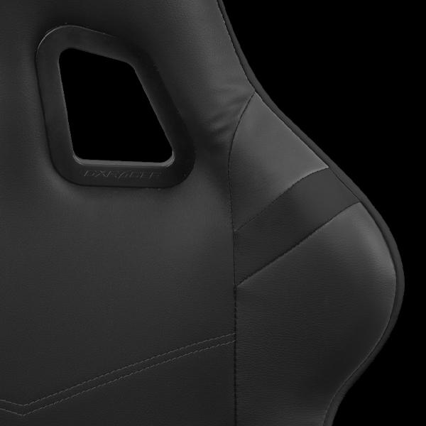 DXRacer P Series GC-P188-N-C2-01-NVF Black фото