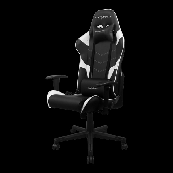DXRacer P Series GC-P188-NW-C2-01-NVF Black/White купить