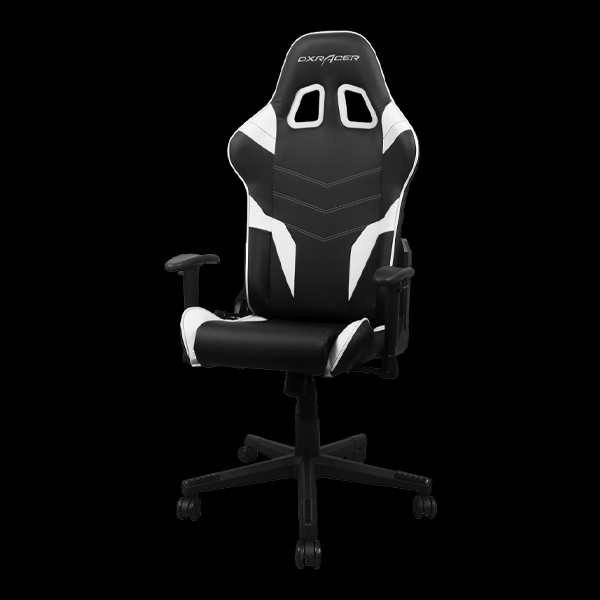 DXRacer P Series GC-P188-NW-C2-01-NVF Black/White цена