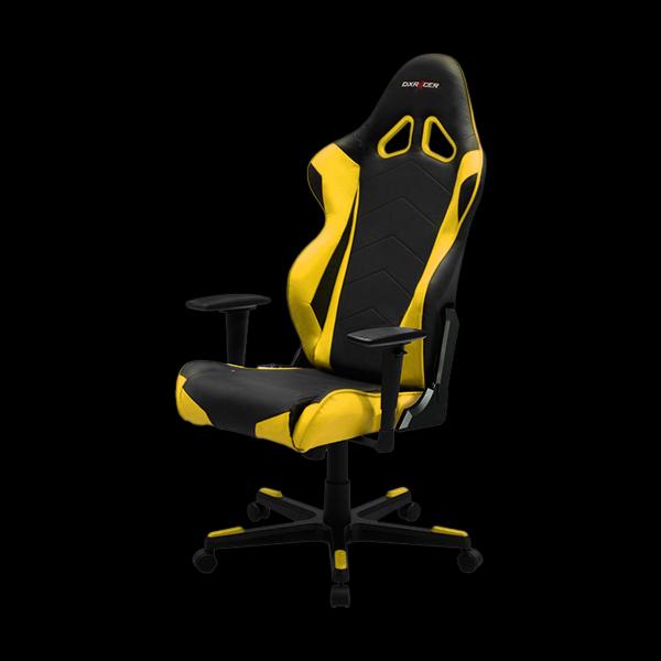 DXRacer Racing OH/RE0/NY Black/Yellow