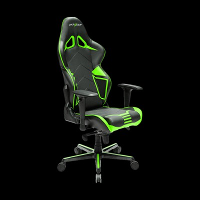 DXRacer Racing OH/RV131/NE Black/Green купить