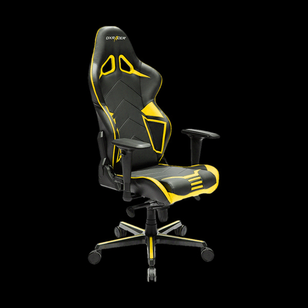 DXRacer Racing OH/RV131/NY Black/Yellow купить