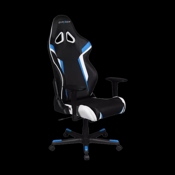 DXRacer Racing OH/RW288/NBW Black/Blue/White купить