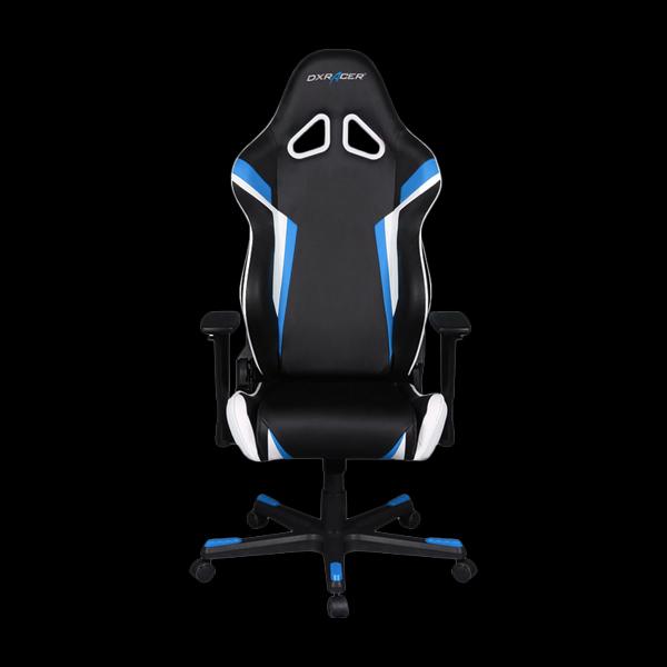 DXRacer Racing OH/RW288/NBW Black/Blue/White цена
