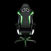DXRacer Racing OH/RZ288/NEW Black/Green/White - изображение №1