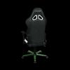 DXRacer Racing OH/RZ288/NEW Black/Green/White