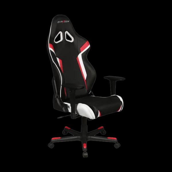 DXRacer Racing OH/RW288/NRW Black/Red/White купить