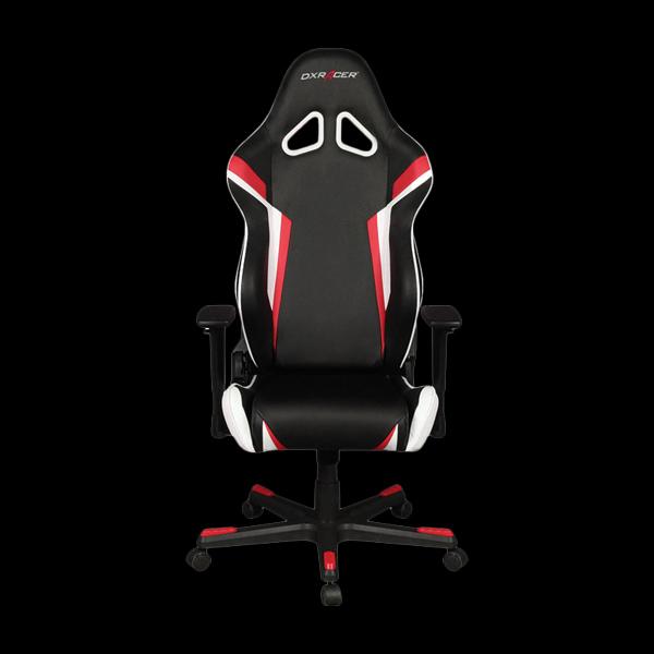 DXRacer Racing OH/RW288/NRW Black/Red/White цена