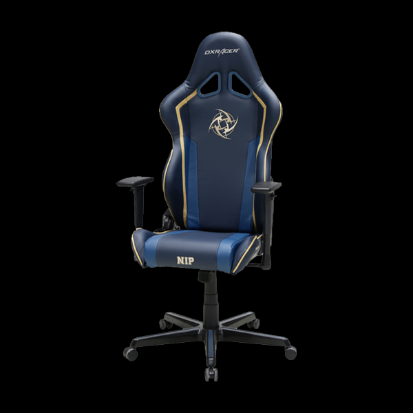 DXRacer Racing OH/RZ74/BBA Black/Blue/Beige Ninjas In Pyjama Limited Edition купить