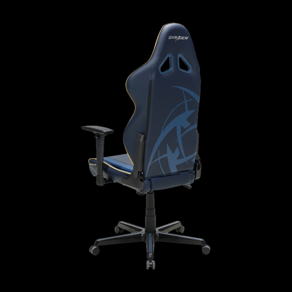 DXRacer Racing OH/RZ74/BBA Black/Blue/Beige Ninjas In Pyjama Limited Edition фото