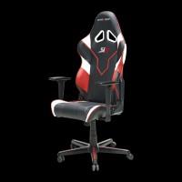 DXRacer Racing OH/RZ81/NWR Black/White/Red M19 Team
