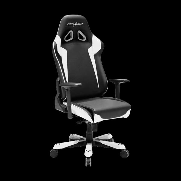 DXRacer Sentinel OH/SJ00/NW Black/White купить