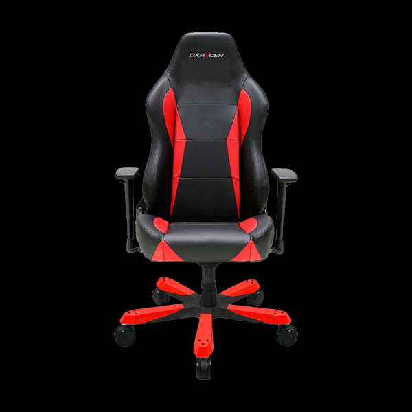 DXRacer Work OH/WY0/NR Black/Red фото