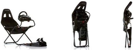 Раскладное игровое кресло Playseat Challenge