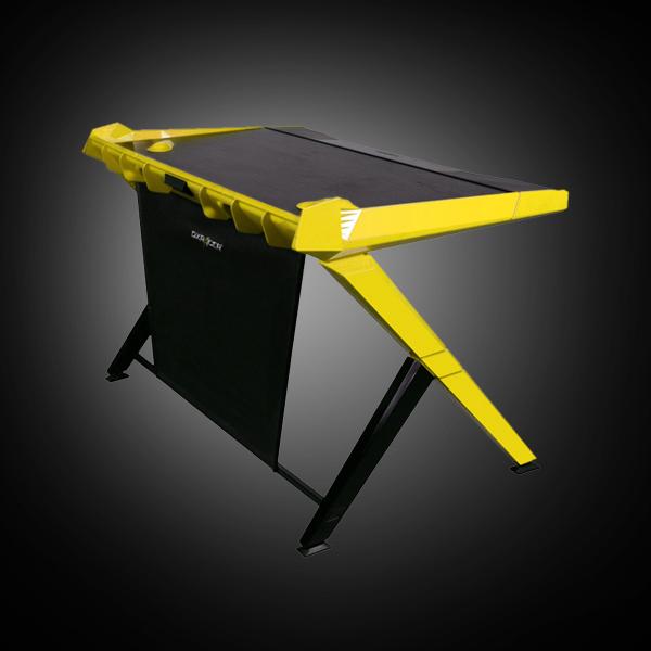 DXRacer GD/1000/NY Black/Yellow цена