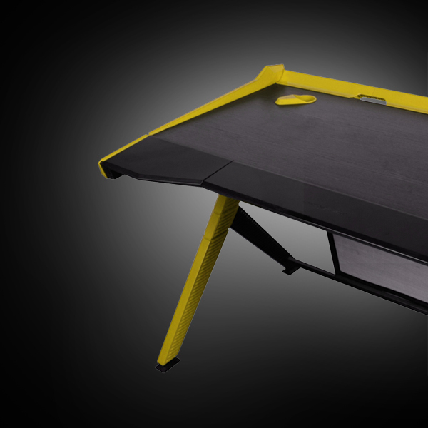 DXRacer GD/1000/NY Black/Yellow фото