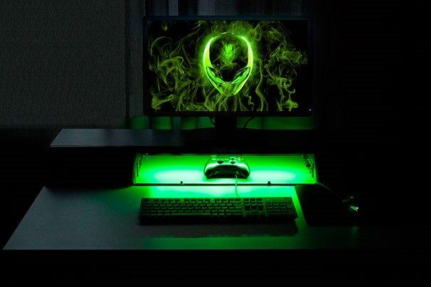 Подсветка стола изображение 1