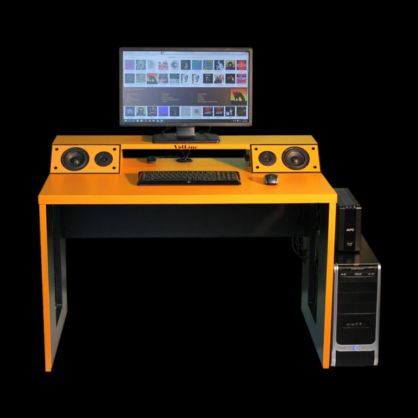 Обзор компьютерного стола VidLine CTA2 со встроенной аудиосистемой