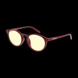Gunnar Attache Dark Red Amber