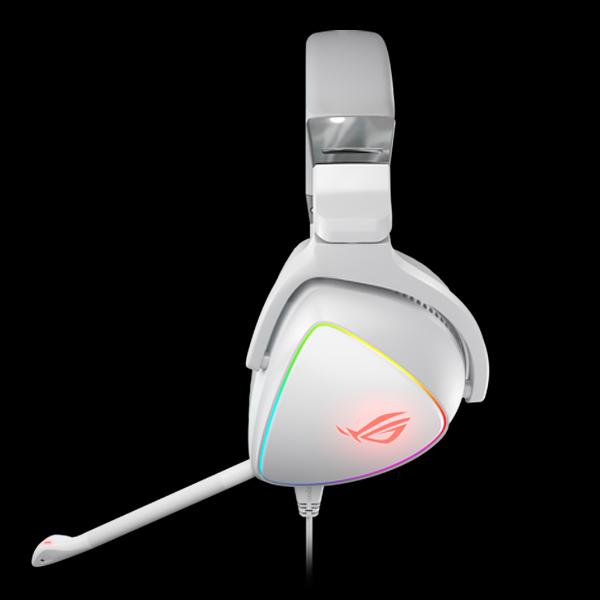 Asus ROG Delta White Edition (90YH02HW-B2UA00) цена